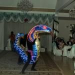 змея неон 15 отпр