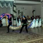 змея неон 6