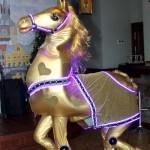 отработан конь