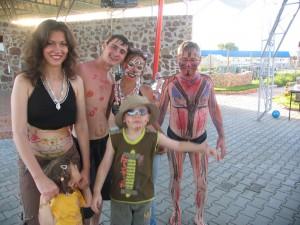 Тимбилдинг в Алматы