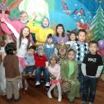 колобок и дети