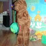 колобок медведь