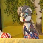 кукольн зайчик