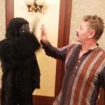 обезьяна танец фото видео самсунг 011