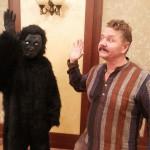 обезьяна танец фото видео самсунг 012