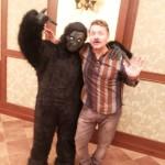 обезьяна танец фото видео самсунг 014