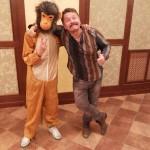 обезьяна танец фото видео самсунг 024